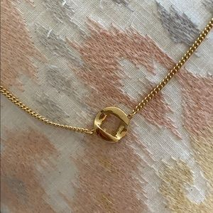 Jewelry - Gold-plated chain necklace